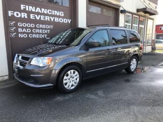Used 2016 Dodge Grand Caravan SXT for sale in Abbotsford, BC