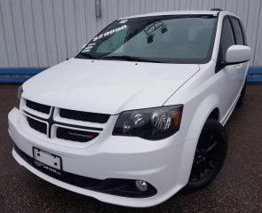 Used 2019 Dodge Grand Caravan GT *LEATHER-NAVIGATION-DVD* for sale in Kitchener, ON