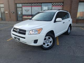 Used 2010 Toyota RAV4 BASE for sale in Brampton, ON