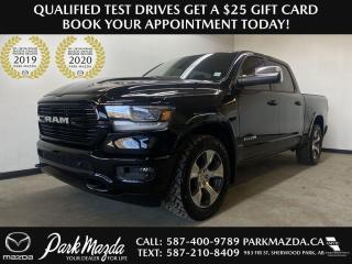 Used 2019 RAM 1500 Laramie for sale in Sherwood Park, AB