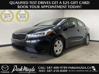 Used 2017 Kia Forte LX for sale in Sherwood Park, AB