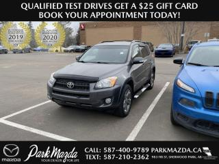 Used 2011 Toyota RAV4 Sport for sale in Sherwood Park, AB