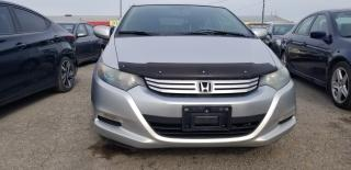 Used 2010 Honda Insight LX for sale in Pickering, ON