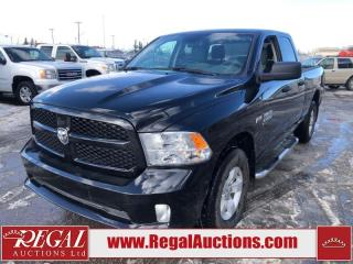 Used 2016 RAM 1500 Classic Express Quad CAB SWB 4WD 5.7L for sale in Calgary, AB