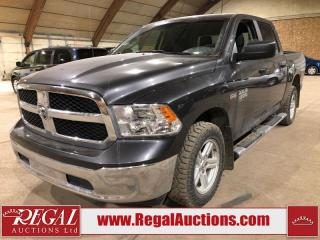 Used 2019 RAM 1500 Classic SLT CREW CAB 4WD 5.7L for sale in Calgary, AB