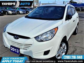 Used 2013 Hyundai Tucson GLS for sale in Hamilton, ON