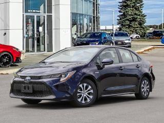 New 2021 Toyota Corolla Hybrid Premium Pkg for sale in Winnipeg, MB