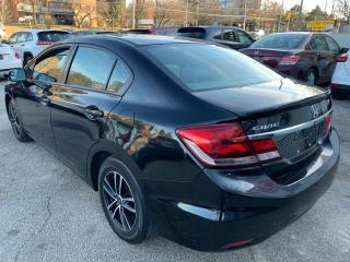 Used 2015 Honda Civic 2015 Civic  Backup Camera  Alloy Wheels for sale in Toronto, ON