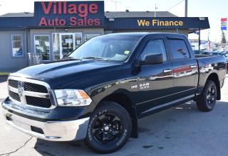 Used 2016 RAM 1500 SLT CRUISE CONTROL! V8! 4X4! for sale in Saskatoon, SK