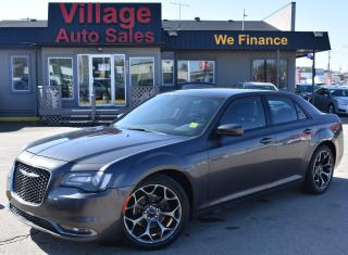 Used 2016 Chrysler 300 HEATED SEATS! REMOTE START! V6! for sale in Saskatoon, SK