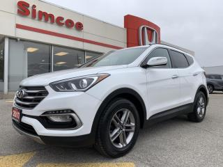 Used 2017 Hyundai Santa Fe Sport 2.4 Premium for sale in Simcoe, ON
