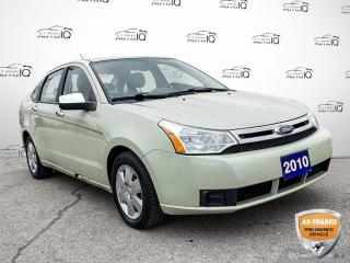 Used 2010 Ford Focus SE Auto/Bluetooth/AS IS for sale in St Thomas, ON