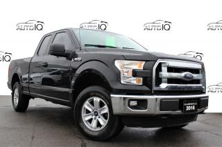 Used 2016 Ford F-150 XLT SUPER CAB 4X4! SUPER CLEAN! SUPER CERTIFIED!! for sale in Hamilton, ON