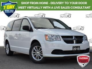 Used 2018 Dodge Grand Caravan CVP/SXT 1 owner trade for sale in St. Thomas, ON