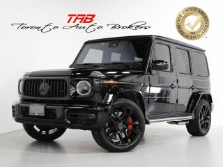 Used 2019 Mercedes-Benz G-Class G63 AMG I 577 HP I BURMESTER I NAVI I 21 IN WHEELS for sale in Vaughan, ON