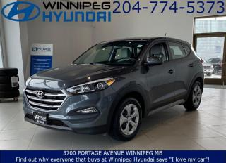 Used 2017 Hyundai Tucson Base for sale in Winnipeg, MB