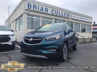 Used 2019 Buick Encore Essence  - Certified - Low Mileage for sale in St Catharines, ON