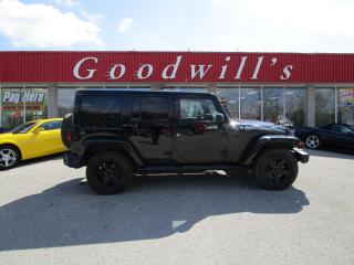 Used 2015 Jeep Wrangler Unlimited UNLIMITED SPORT! for sale in Aylmer, ON