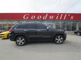 Used 2015 Jeep Grand Cherokee LTD! NAV! 5.7 L HEMI! for sale in Aylmer, ON
