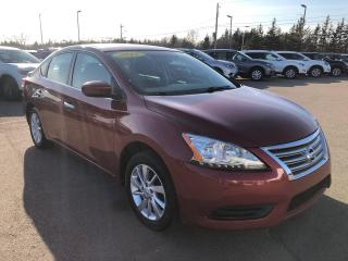 Used 2015 Nissan Sentra SV for sale in Charlottetown, PE