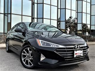Used 2020 Hyundai Elantra LUXURY|SUNROOF|HEATED SEATS|LANE ASSIST|BLIND SPOTS|ALLOYS! for sale in Brampton, ON