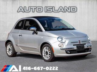 Used 2012 Fiat 500 2dr Conv for sale in North York, ON