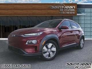 Used 2019 Hyundai KONA Electric Ultimate for sale in Saint-Jean-sur-Richelieu, QC