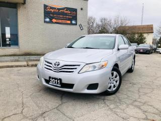 Used 2011 Toyota Camry 4dr Sdn I4 Auto for sale in Barrie, ON