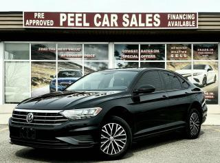 Used 2019 Volkswagen Jetta HIGHLINE|PRECERTIFIED|CLEANCARFAX|PRICE.MATCH.POLICY| for sale in Mississauga, ON