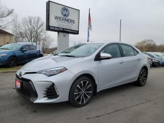Used 2018 Toyota Corolla XSE for sale in Cambridge, ON