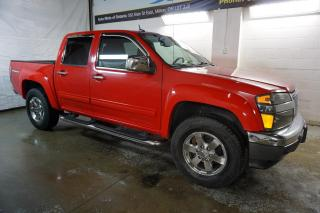 Used 2011 GMC Canyon SLT 4x4 OFF-ROAD CERTIFIED 2YR WARRANTY *1 OWNER* BLUETOOTH RUNNING BOARD TOW HITCH ALLOYS FOG LIGHTS BED LINER for sale in Milton, ON