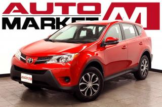 Used 2015 Toyota RAV4 Certified!ONEOwner!WeApproveAllCredit! for sale in Guelph, ON