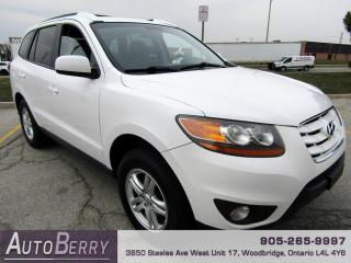 Used 2011 Hyundai Santa Fe GLS 3.5 FWD for sale in Woodbridge, ON