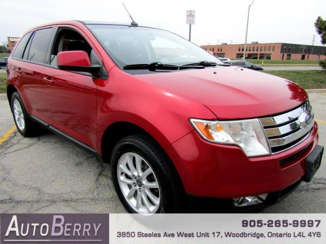 2010 Ford Edge SEL FWD Accident Free!
