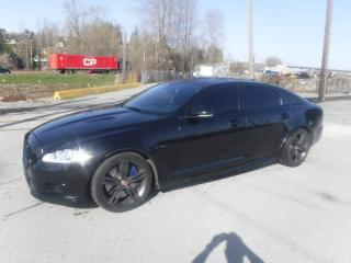 Used 2015 Jaguar XJ L R Supercharged for sale in Burnaby, BC