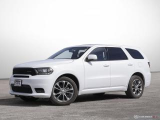 Used 2020 Dodge Durango GT for sale in Ottawa, ON