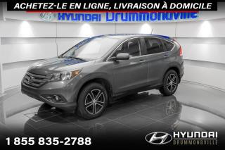 Used 2013 Honda CR-V EX + GARANTIE + TOIT + A/C + MAGS + WOW for sale in Drummondville, QC