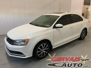 Used 2015 Volkswagen Jetta Comfortline 1.8 Tsi Toit Ouvrant Mags Bluetooth for sale in Trois-Rivières, QC