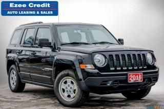 Used 2016 Jeep Patriot SPORT for sale in London, ON