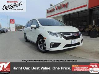 Used 2018 Honda Odyssey EX for sale in Peterborough, ON