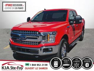 Used 2020 Ford F-150 XTR* COUVRE BOITE* 4X4* CAMERA DE RECUL* for sale in Québec, QC