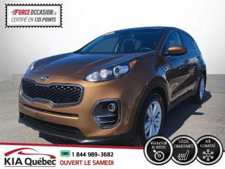 Used 2017 Kia Sportage ** LX * MAGS * AC * CRUISE *SIEGES CHAUF for sale in Québec, QC