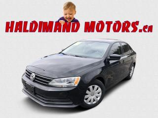 Used 2017 Volkswagen Jetta TSi for sale in Cayuga, ON
