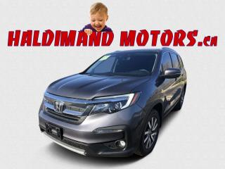 Used 2019 Honda Pilot EX AWD for sale in Cayuga, ON