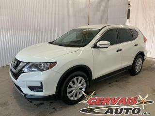 Used 2017 Nissan Rogue S Caméra Sièges Chauffants A/C Bluetooth *Bas Kilométrage* for sale in Shawinigan, QC