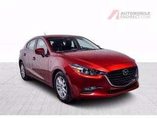 Used 2018 Mazda MAZDA3 Sport GS 50TH HATCH CUIR MAGS NAV CAMERA DE RECUL for sale in St-Hubert, QC