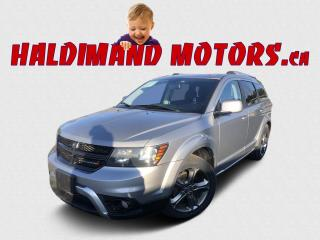 Used 2016 Dodge Journey Crossroad 2WD for sale in Cayuga, ON