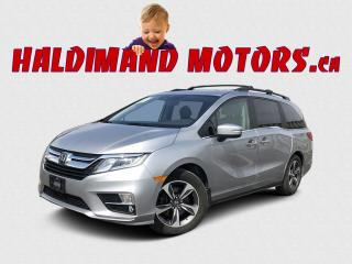 Used 2019 Honda Odyssey EX-L for sale in Cayuga, ON
