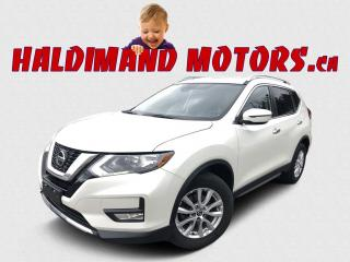 Used 2020 Nissan Rogue SV AWD for sale in Cayuga, ON