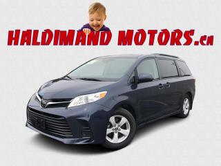 Used 2019 Toyota Sienna LE for sale in Cayuga, ON